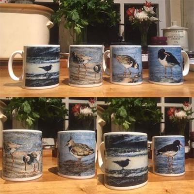Mugs by Marion Royle